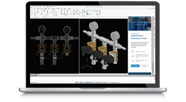 Lease Devices and DraftSight through HardSoft