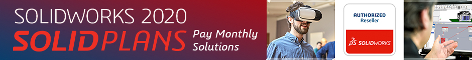 SOLIDWORKS 2020 - SOLIDPLANS Pay Monthly Solutions