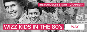 The HardSoft Story - Chapter 1 Wizz Kids in the 80's