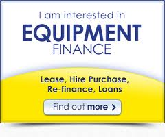 I am interested in Equipment Finance - Lease, Hire Purchase, Re-Finance & Loans