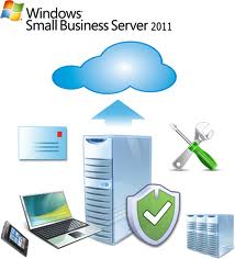 Windows Small Business Server 2011 with Illustration