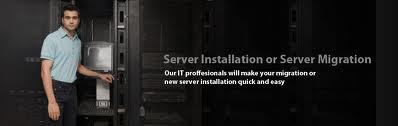 Server Installation or Server Migration