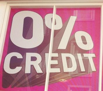 0% Credit