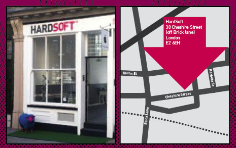 shoreditch map to find your Apple Store in london