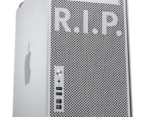 The death of the Mac Pro