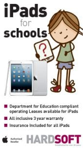 parents can lease ipads