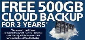 Free cloud backup