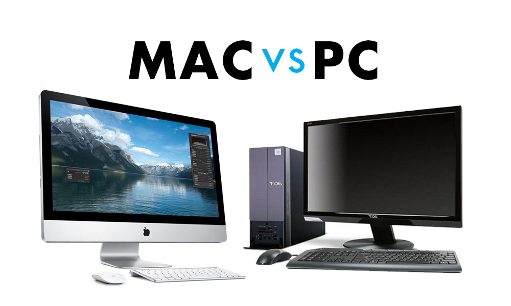 get a mac rather than a pc