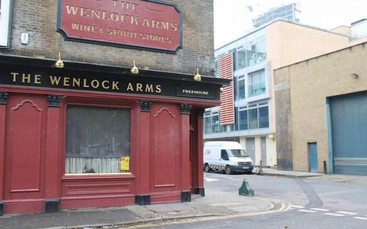 wenlock arms n1