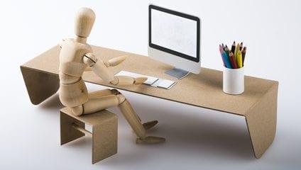 Design Arbeitsplatz