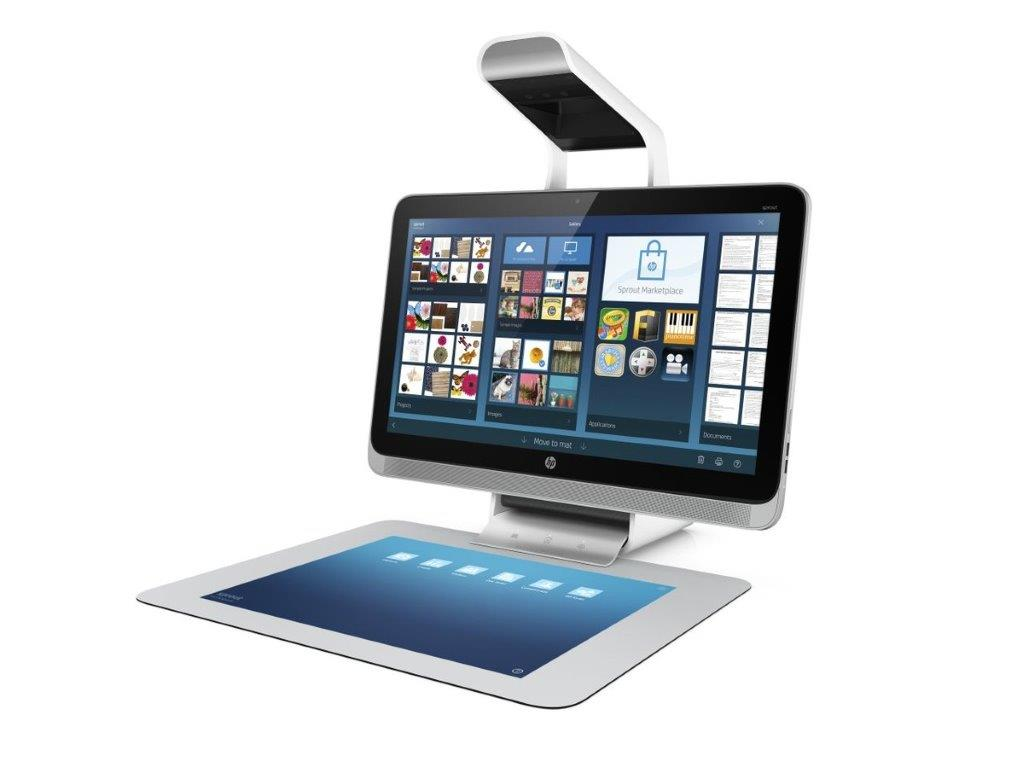 HP Sprout HardSoft