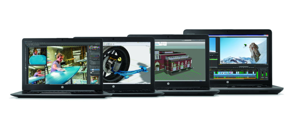 HP ZBook available to lease from HardSoft