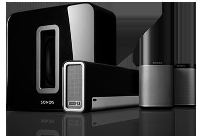 Sonos Speaker System. HardSoft Computers