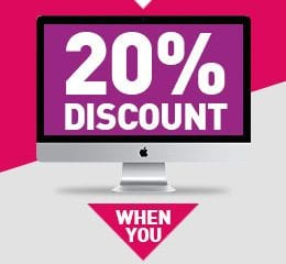 Rental Lease - Get a 20% Discount When You Waive The Benefits of Flexi Lease