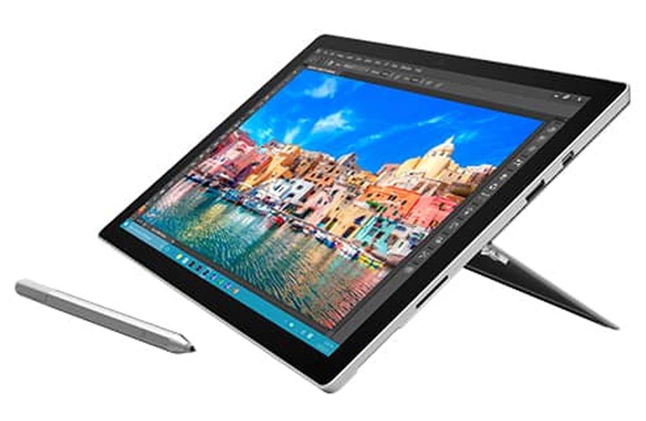 MS Surface 4 £7.35 +VAT pr week