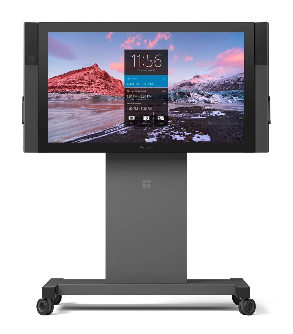 "55"" Microsoft Surface Hub & Stand"