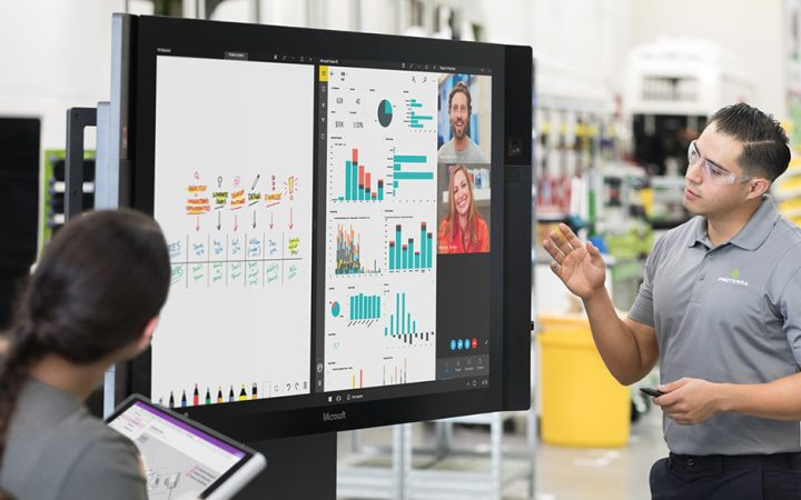 Lease the Surface Hub from HardSoft