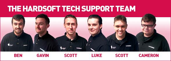 HardSoft's Tech Team