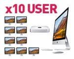10 User Apple iMac Network