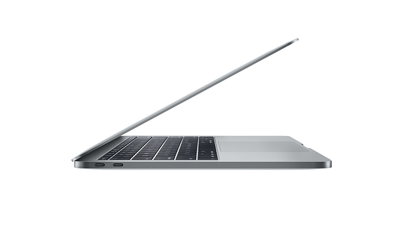 "MacBook Pro 13"" Apple NoteBook SIDE-VIEW"