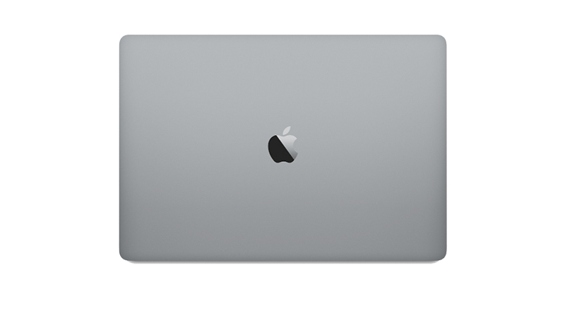 "MacBook Pro 15"" with Touch Bar CLOSED-VIEW"