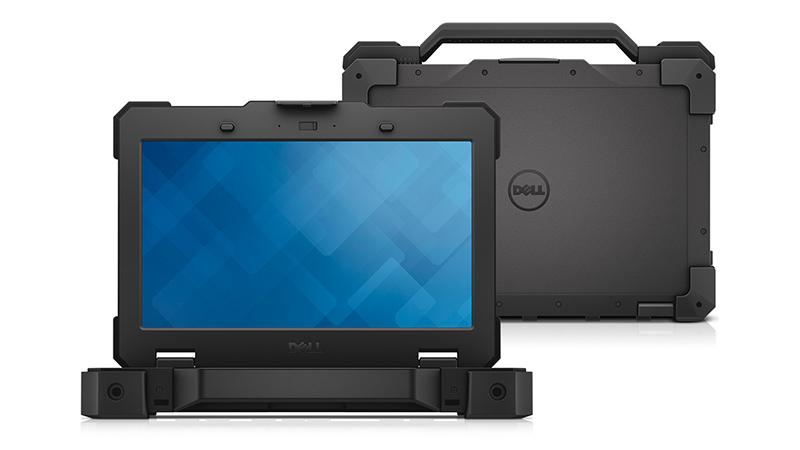 Dell Latitude Rugged PC Laptop