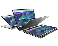 "Dell XPS 13 9365 13"" showing the product in action"