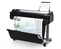 "HP Designjet T520 - 24"" Paper Size"