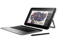 HP ZBook X2 G4 Detachable Workstation Front View