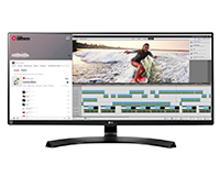 "LG 34"" WQHD Thunderbolt 2 Display"