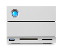 Lacie 2big Dock Thunderbolt 3 12TB Storage Desktop Storage Solution