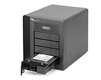 Promise Pegasus2 Thunderbolt 2 Desktop RAID Storage Desktop Storage Solution