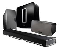 Sonos 5.1 (PLAY:3) Home Cinema System