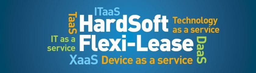 The HardSoft Flexi-Lease, wordcloud with Flexi-Lease USP's