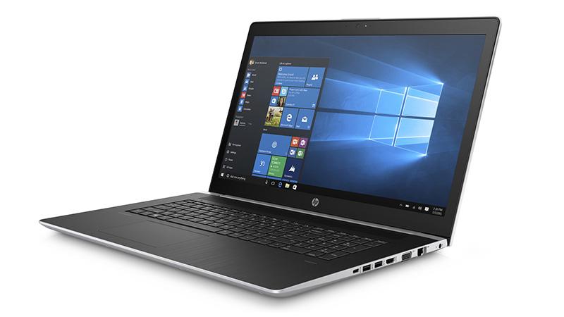 "The HP Probook 470 17"""