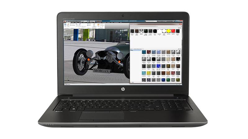Hp ZBook 15 G4 PC Laptop