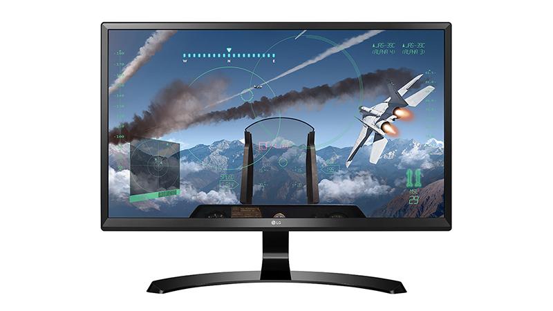"""LG 24"""" ELECTRO 4K Ultra-HD Display"""