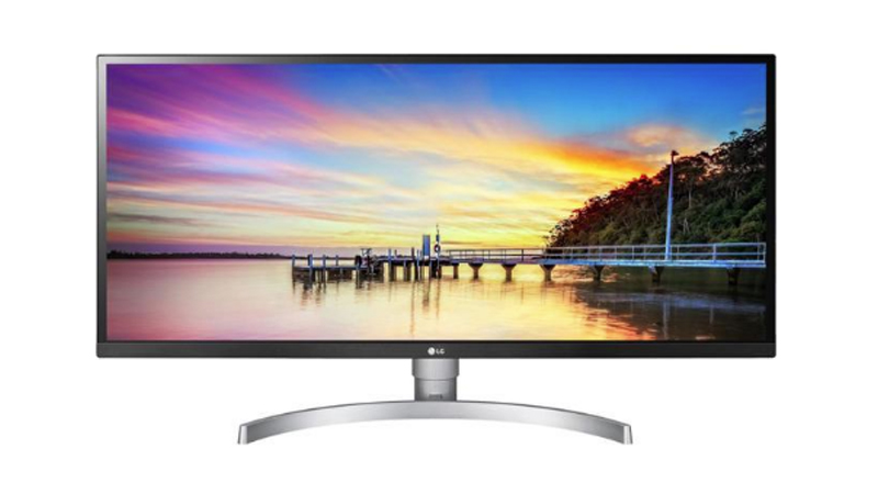 "LG 34"" LED Display"