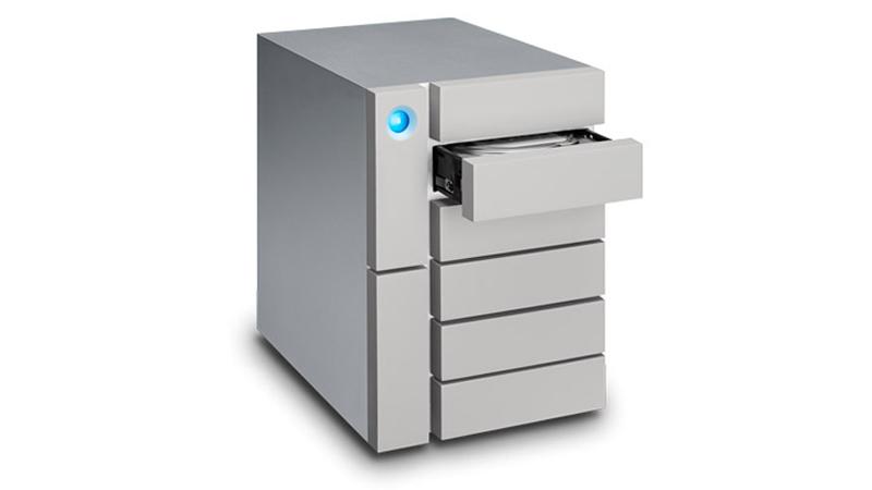 Lacie 24TB 6big Thunderbolt 3 desktop array Desktop Storage Solution
