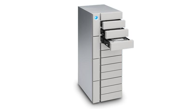 Lacie 48TB 12big Thunderbolt 3 desktop array Desktop Storage Solution