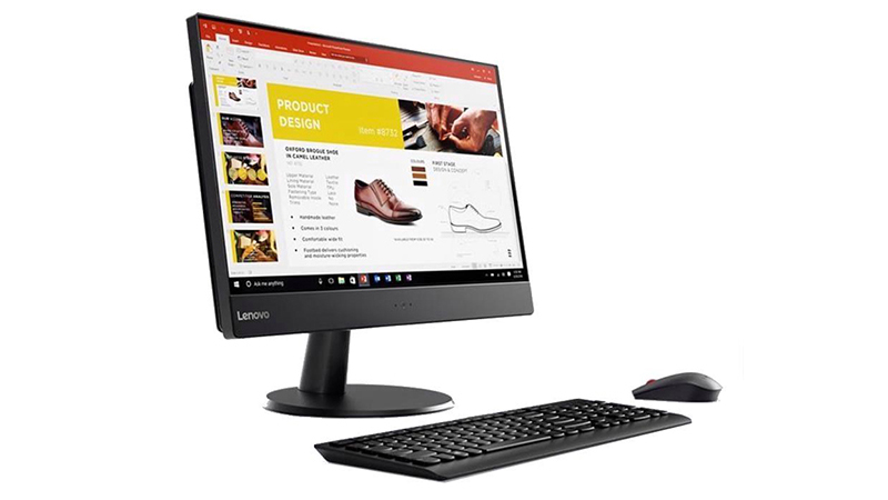 The Lenovo ThinkCentre All-in-one