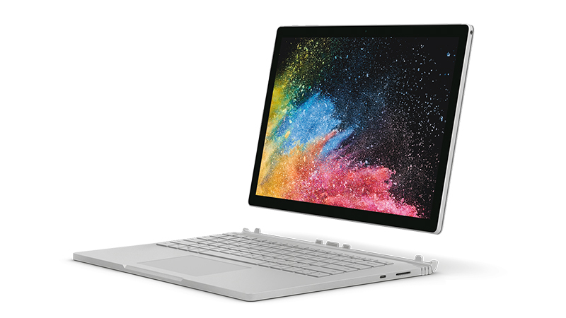 "Surface Book 2 13.5"" Presentation Mode"
