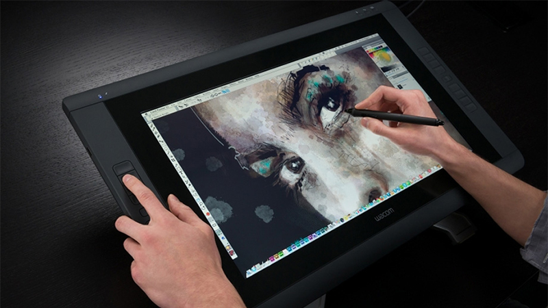 Wacom Cintiq 22HD Creative Pen Display