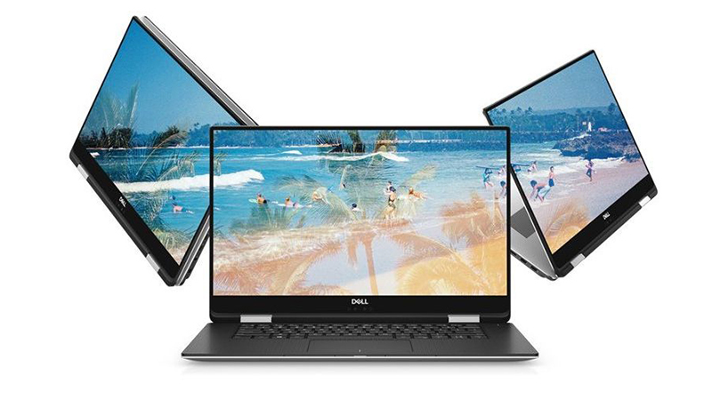 Dell XPS 15-9575 '2-in-1' NOTEBOOK&TABLET MODES