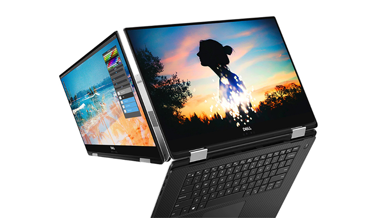 Dell XPS 15-9575 '2-in-1' DYNAMIC-VIEW