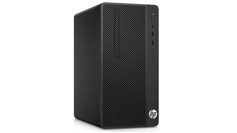HP 290 G1 - Core i5, 8GB RAM SIDE-VIEW2