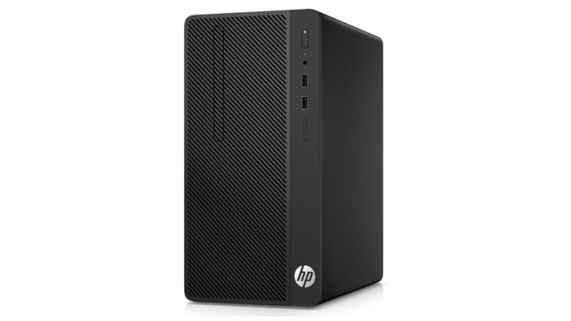 HP 290 G1 - Core i5, 8GB RAM SIDE-VIEW