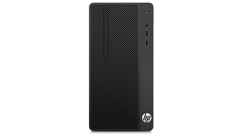 HP 290 G1 - Core i5, 8GB RAM FRONT-VIEW