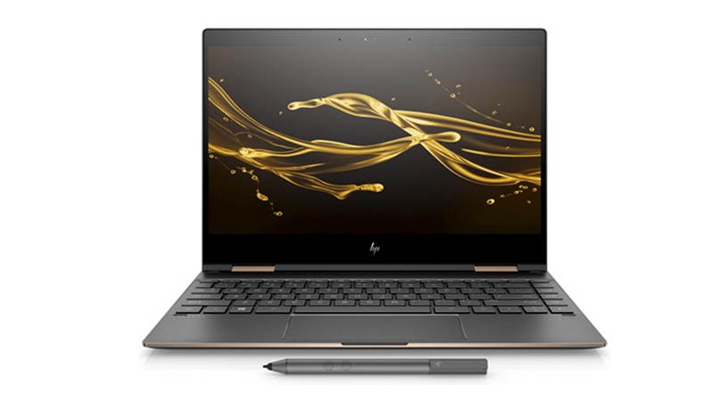 HP Spectre X360 Convertible Laptop FRONT-VIEW