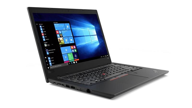 Lenovo ThinkPad L380 SIDE-VIEW